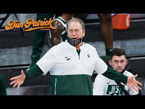 DP discusses Tom Izzo's exchange with his player at halftime   03/19/21