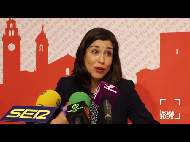 VÍDEO: Teresa Alonso sale al paso de las críticas del PP sobre la licitación del servicio de ayuda a domicilio