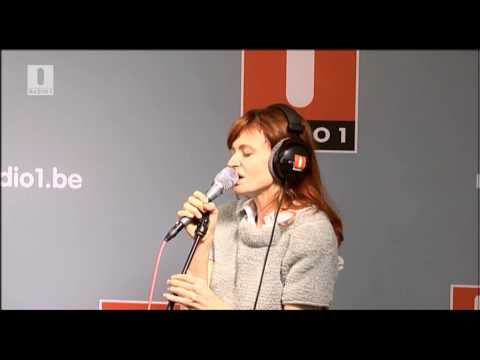Axelle Red - Rouge Ardent // Live-sessie Radio 1
