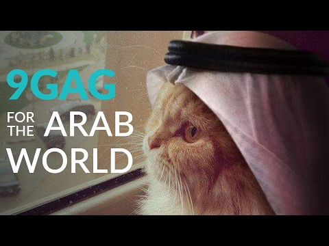 Building a 9GAG for the Arab world