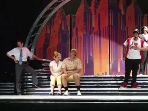 New York Days! Broadway Nights! Entertainers
