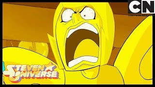 Steven Universe | Blue Diamond and Yellow Diamond Fight | Change Your Mind | Cartoon Network
