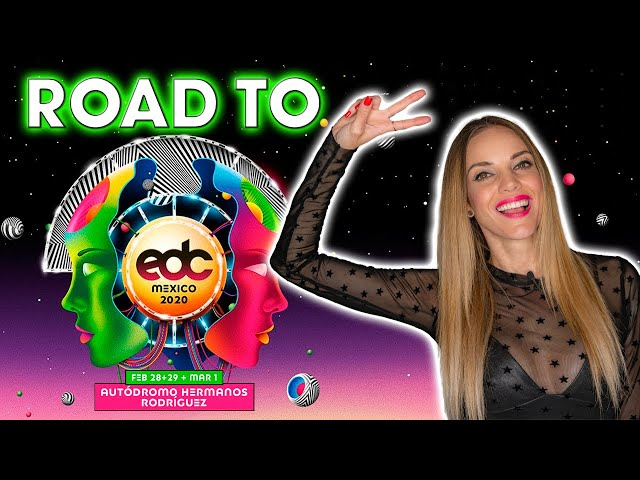 ROAD TO EDC MEXICO 2020 | REGALANDO BOLETOS