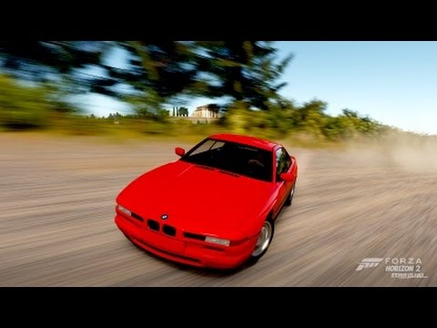 Extreme Offroad Silly Builds - 1995 BMW 850CSi (Forza Horizon 2)