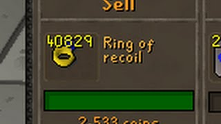 Selling NEW UPDATED RECOIL RING INVESTMENT