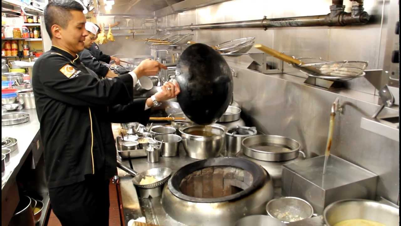 Chef chung cooks at cuisine cuisine hong kong youtube for Cuisine x hong kong