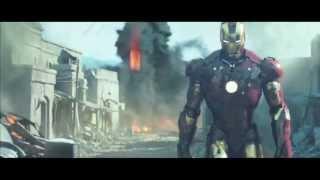 Трейлер Железный человек (2008)