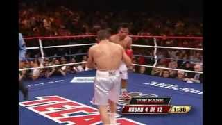 Manny Pacquiao vs. David Diaz - Lethal Combination Part (2/3)