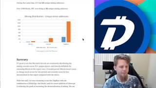 DigiByte Update - #72 - Mining decentralization through unique miners