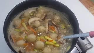 감자옹심이 만드는법 따끈한 겨울음식 감자요리