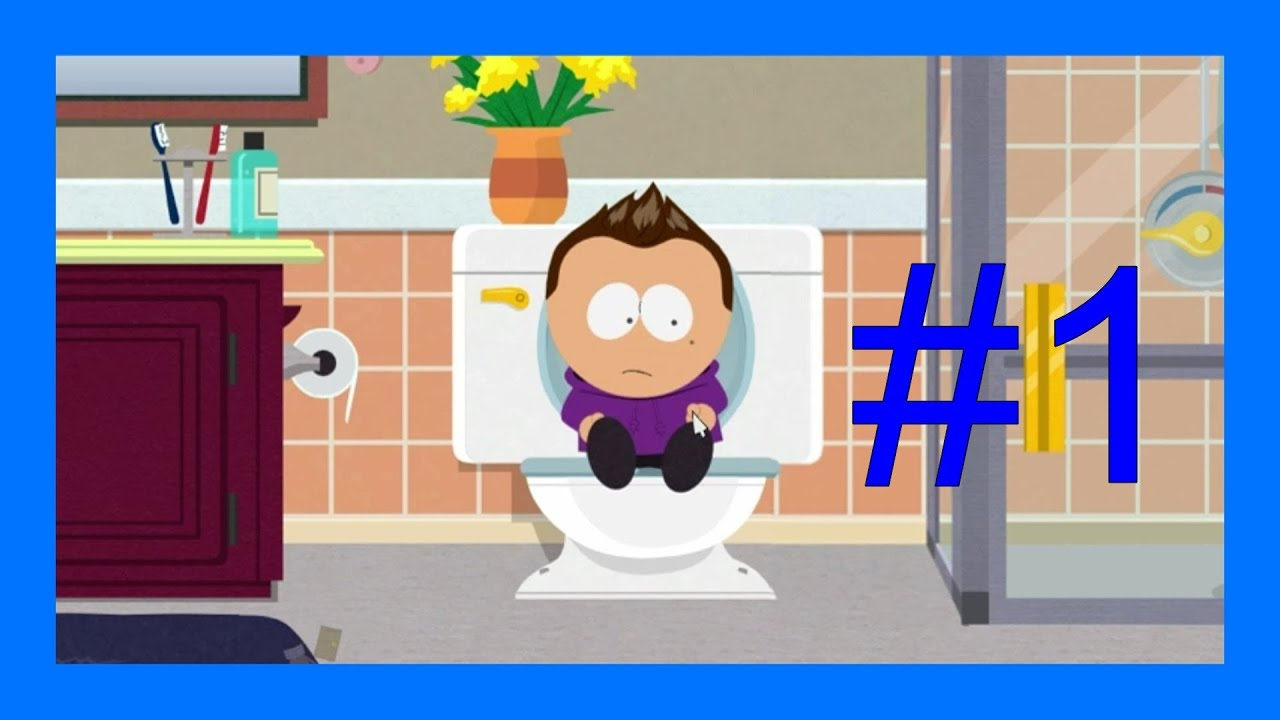 South Park: Stick of Truth playthrough - HOW TO FART - #1