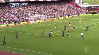Video Gol Pertandingan West Ham United vs Manchester City