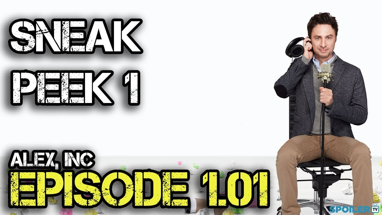 """Download Alex INC 1x01 Sneak Peek 1 """"Pilot"""" """"The Unfair Advantage"""""""