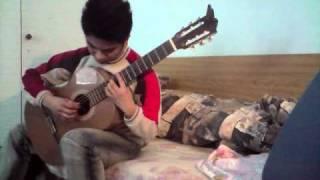 Việt Nam quê hương tôi guitar solo