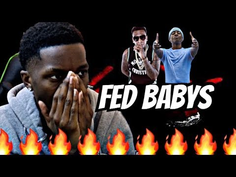 HE TALKING ABOUT YOUNGBOY!!... MoneyBagg Yo - Fed Baby's (2 Heartless) REACTION VIDEO