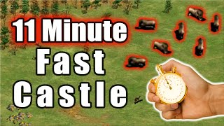 11 Minute Castle Time on Black Forest!?