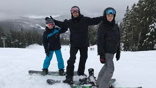 David Beckham Snowboards for the First Time as Son Brooklyn Breaks Collarbone on the Slopes
