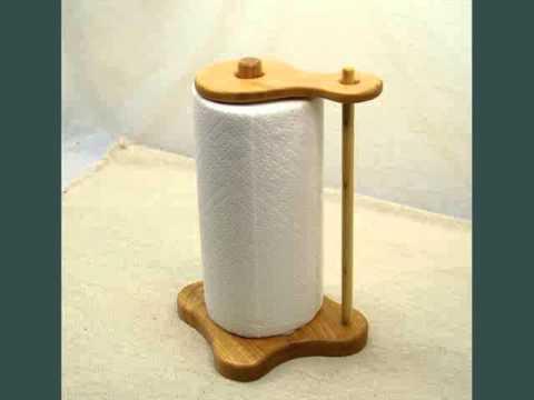 Paper Towel Holder Wood   Holder Designs