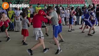 В Хасавюрте состоялся спортивный фестиваль в день защиты детей