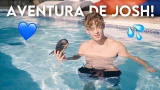 Aventura Matinal Na Piscina Com Josh E Barry! (LEGENDADO PT-BR)