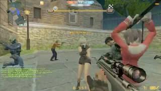Counter Strike Online Taiwan Zombie Escape 2012