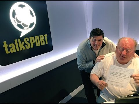 Alan Brazil Shrugs Off David Moyes Slap From Jim White On talkSPORT