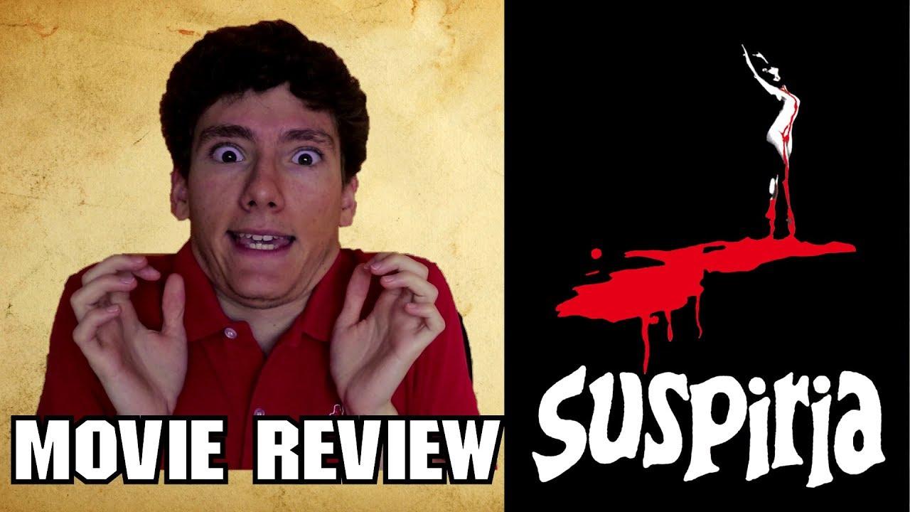 Suspiria (1977) [Classic Horror Movie Review]