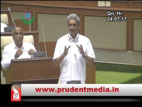 Prudent Media  Question Hour  24 July 17 Part 1
