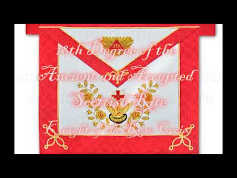 18th Degree of the Ancient and Accepted Scottish Rite - Knight of the East and West
