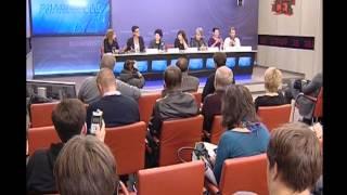 Пресс-конференция Телеканала «СОВЕРШЕННО СЕКРЕТНО»