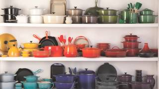 Le Creuset Colors & Materials
