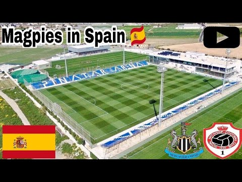 Newcastle United Train in Spain   Newcastle 1 Royal Antwerp 1 - 100% NUFC