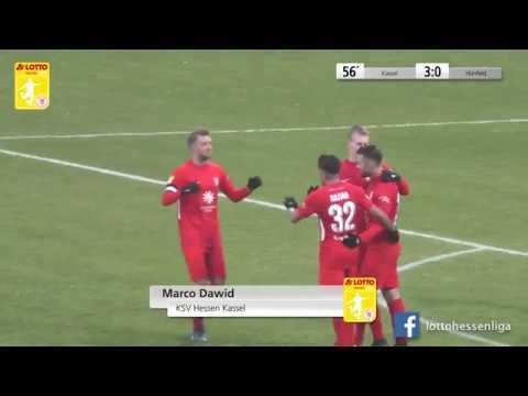 Alle Tore Des 21 Spieltags In Der Fussball Hessenliga Im Video
