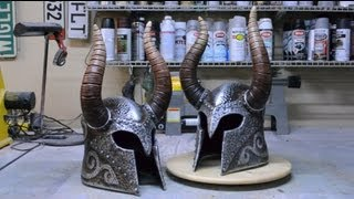 Skyrim Helm of Yngol Build ft. Malukah