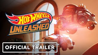 Hot Wheels Unleashed - Official College Campus Unveil Trailer