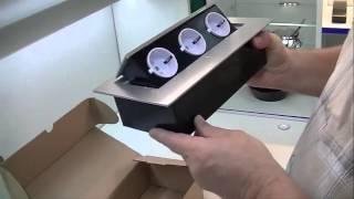 видео розетки для кухни