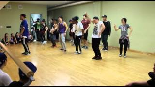 Fo'Real Open Rehearsal: Dan Cruz |