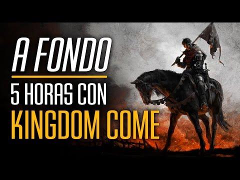 5 Horas con Kingdom Come: Deliverance - El Rol Medieval más Realista
