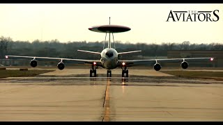 A bit about the Boeing E-3 Sentry