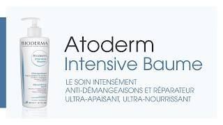 Apaise les démangeaisons et les irritations - Kalmeert jeuk en irritatie : Atoderm Intensive Baume