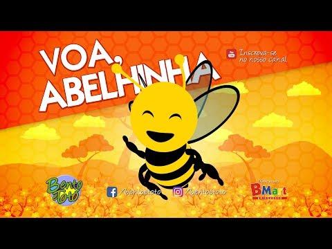 voa voa abelhinha eliana