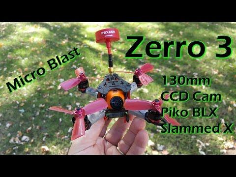 Zerro3 - Build and Fly