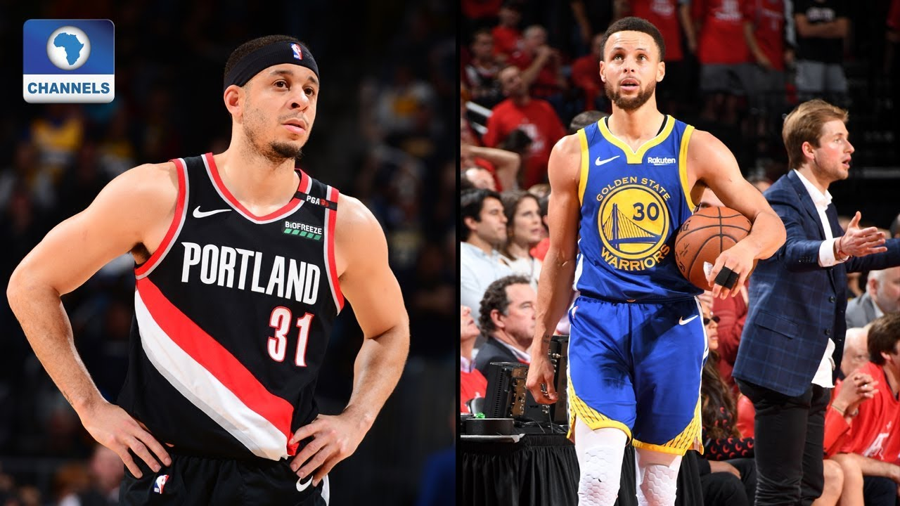 Curry Brothers Face-Off In NBA Western Conference Finals |Sports This Morning