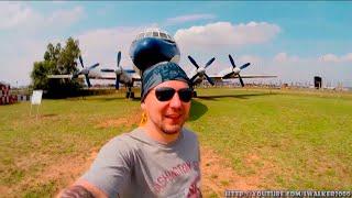 Путевые Заметки.Венгрия,июль 2014:Будапешт - музей авиации Aviopark возле аэропорта(В Будапеште, на подъезде к аэропорту, я всегда видел стоящие старые самолеты. С претензией на музей. Всегда..., 2015-01-18T11:12:32.000Z)