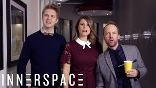 InnerSpace Presents: Doctor Who with Peter Capaldi, Pearl Mackie, Steven Moffat & Brian Minchin