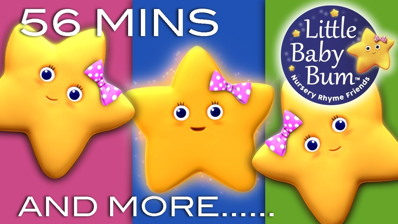 Download Twinkle Twinkle Little Star | Learn with Little Baby Bum | Nursery Rhymes for Babies | ABCs and 123s