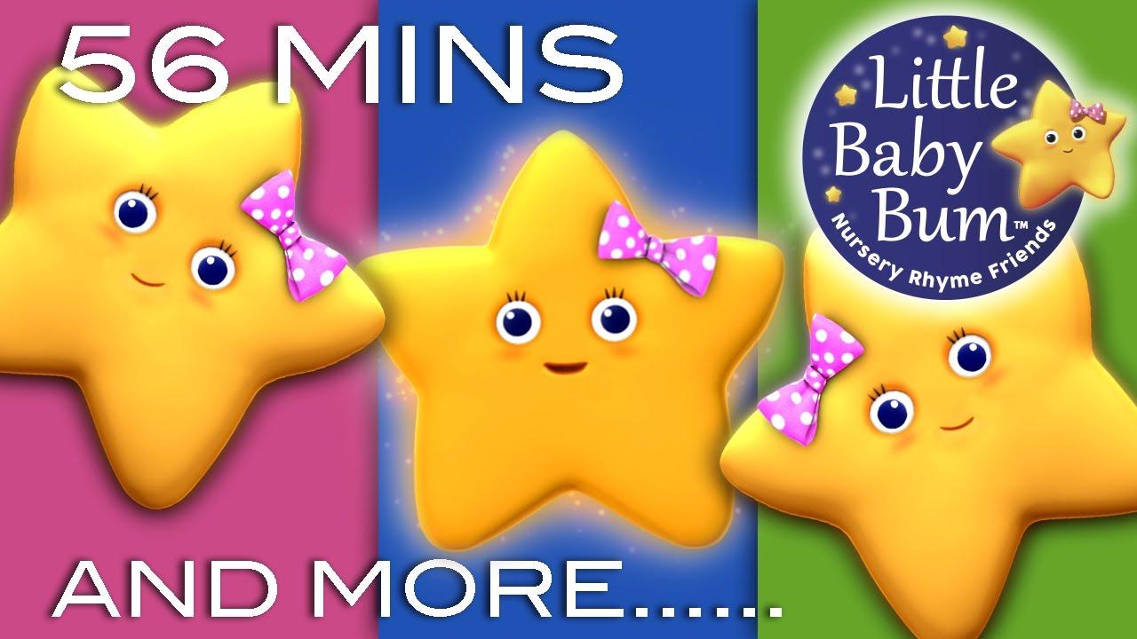 Twinkle Twinkle Little Star | Little Baby Bum | Nursery Rhymes for Babies |  영어동요 모음
