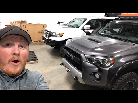 """Expedition Overland Live Vlog Ep:04 """"Show and Tell"""""""