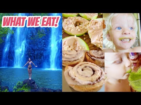 WHAT WE EAT | PLANT-BASED BUT NOT PERFECT IN HAWAII!