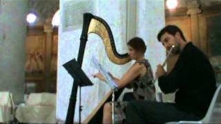 Fratello Sole, Sorella Luna - flauto e arpa